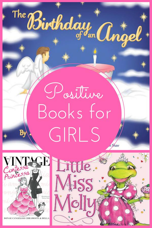Positive Books for Girls! (4)
